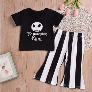Nightmare Before Christmas Jack Halloween outfit